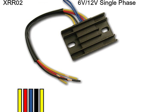 RR02 Regulator/Rectifier