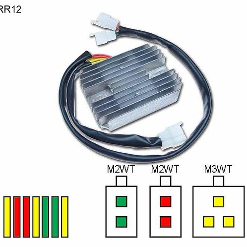 RR12 Regulator/Rectifier