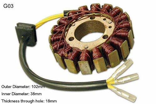 G03 Stator / Generator