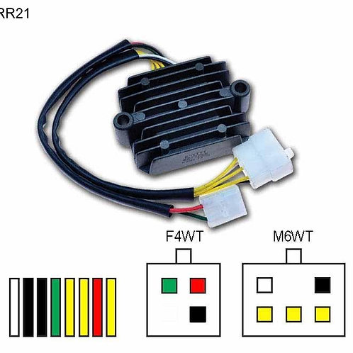 RR21/RR22 Regulator/Rectifier
