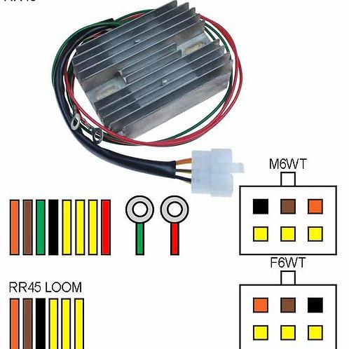RR45 Regulator/Rectifier
