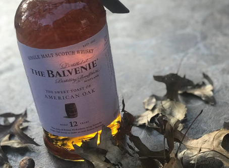 Balvenie 12 year old The Sweet Toast of American Oak