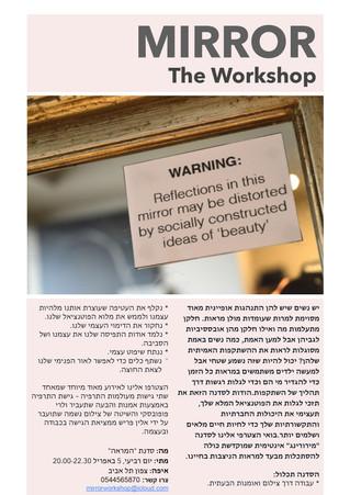 The MIRROR workshop