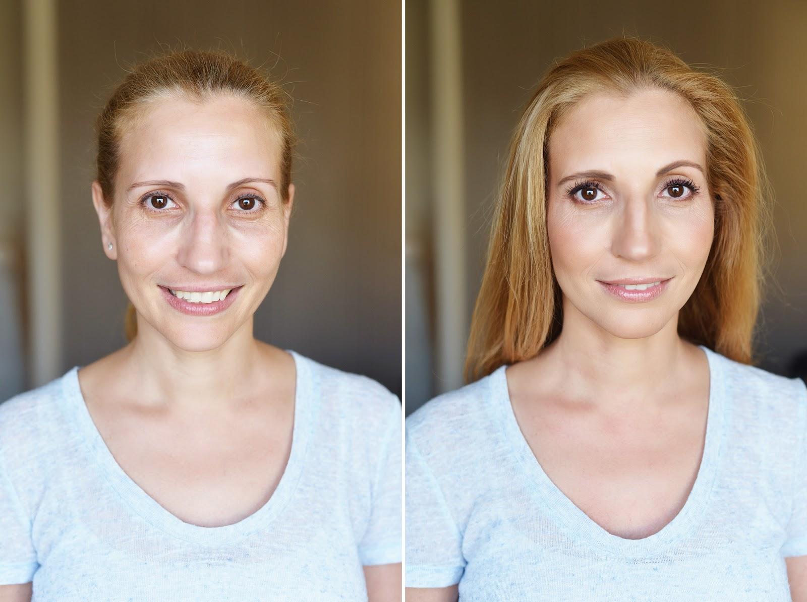 Makeup Reveal