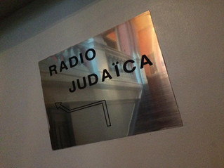 Radio Judaica Brussels Interview