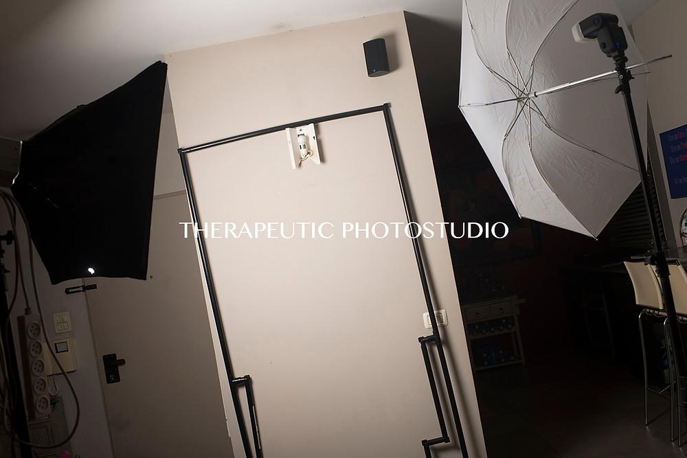 Therapeutic Photography Studio Tel Aviv