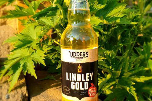 Lindley Gold     500ml 6% abv