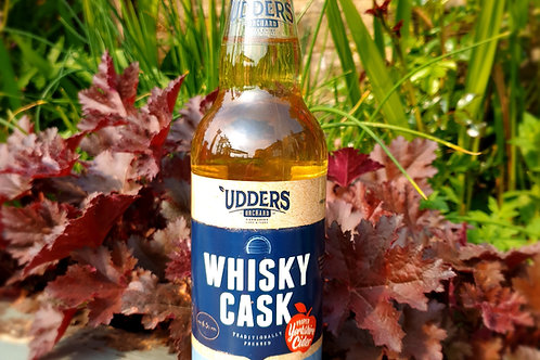 Whisky Cask Cider     500ml 6.5% abv