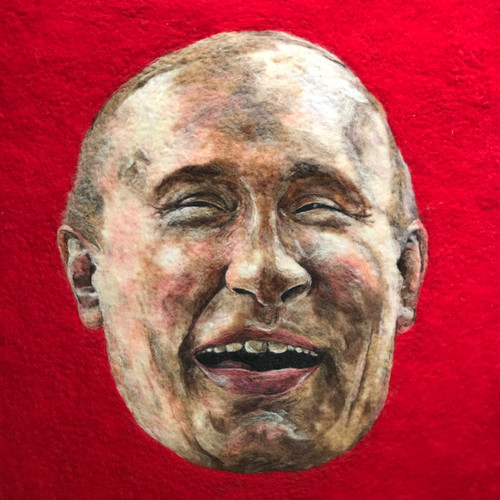 Putin (part of Pest installation)