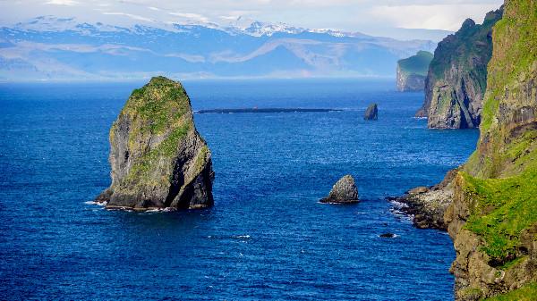 Las islas Westman - Roca Elefante - La maravilla volcánica de Islandia