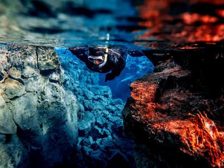 Snorkel en Islandia: Buceando en la Fisura de Silfra