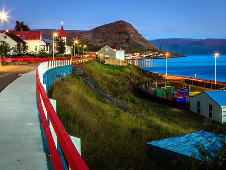 Patreksfjordur - El Fiordo de Patrick en Islandia
