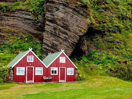 Acampar  en Islandia en Invierno- Campings Abiertos