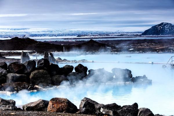 Baños naturales de Myvatn - Myvatn en el norte de Islandia: Los mejores planes para hacer
