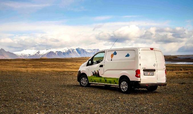 Camper de alquiler conduciendo por Islandia - Una de las mejores formas de visitar la isla