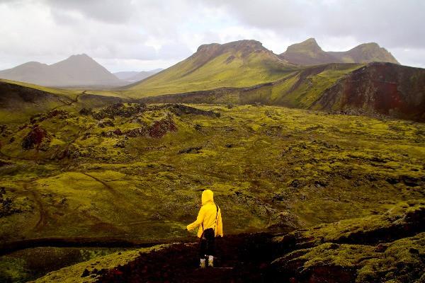 Campers y autocaravanas en Islandia - Cómo conducir por una carretera F