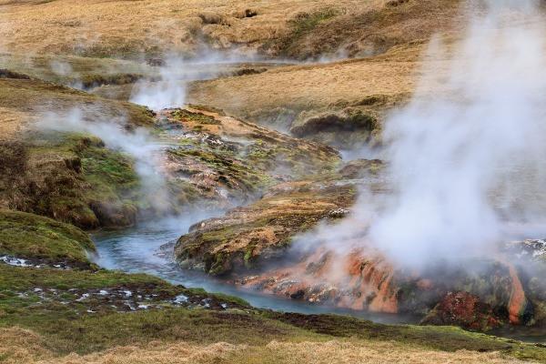Río caliente de Reykjadalur – Senderismo y baño en Islandia