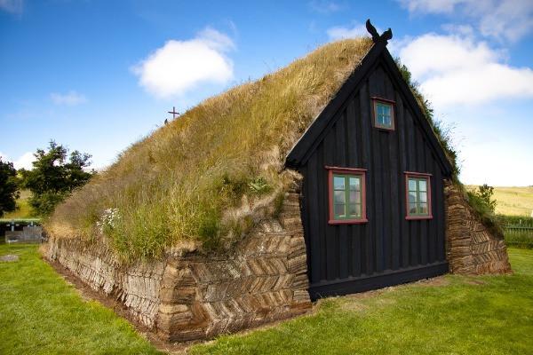 Víðimýrarkirkja – Joyas de la arquitectura de Islandia