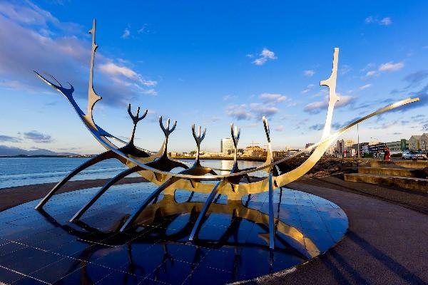 Monumento en Reikiavik - Excursiones de 1 día desde Reikiavik