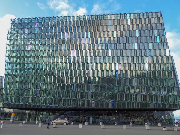 Sala de Conciertos Harpa - Joyas de la arquitectura de Islandia
