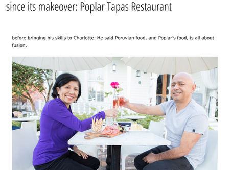 What to order at Fourth Ward's neighborhood restaurant since its makeover: Poplar Tapas Restaurant