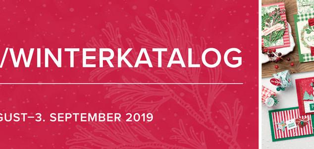 #Herbst Winterkatalog 2019 / 2020