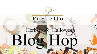 #P a S t e l l o   BLOG HOP  (Herbst & Halloween)