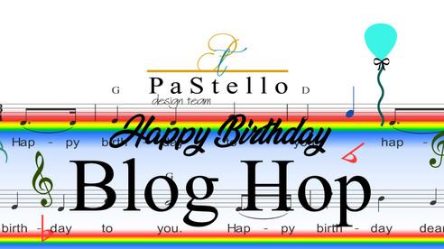 #P a S t e l l o hat Geburtstag...und ich auch ;-)