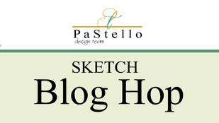 #P a S t e l l o BLOG HOP / Sketch