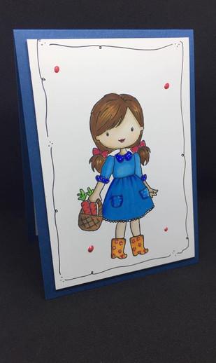 #gardengirl