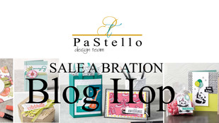 #P a S t e l l o   BLOG HOP ( SALE A BRATION)