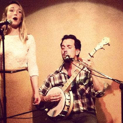MUSICIANS • JEREMY BASS & ANNIE MCCAIN ENGMAN