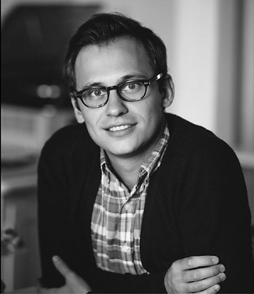 READER + LITERARY AGENT • ALEX BUCKSLATER