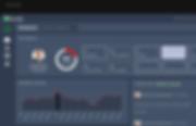 Ferretly Homepage Dashboard