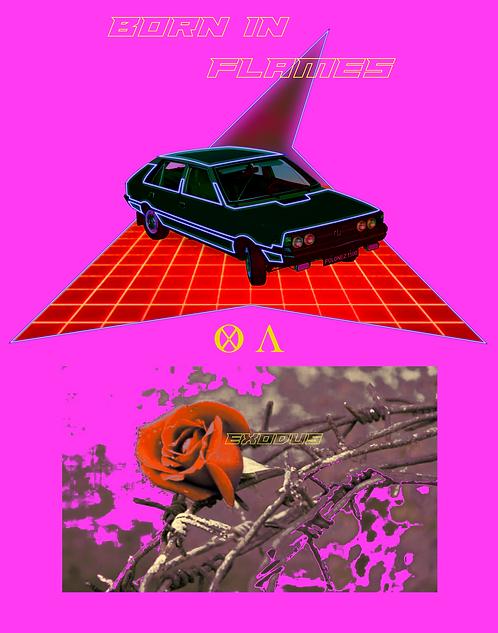 BIF- EXODUS (pink)