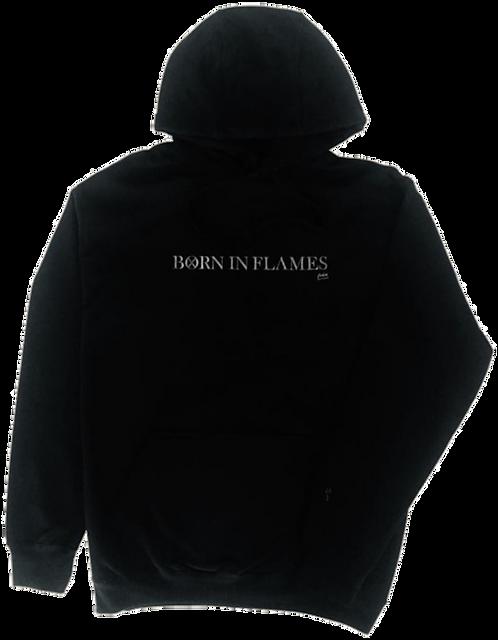 Born in Flames Hoodie (Black)