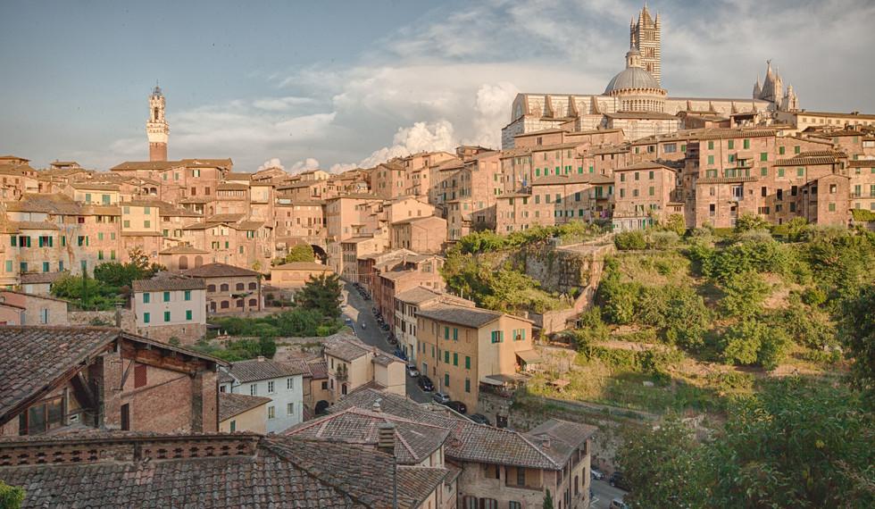 Siena, 2017