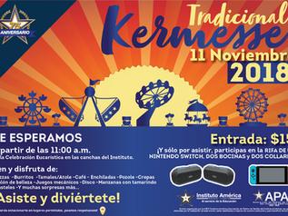 Tradicional Kermesse 2018