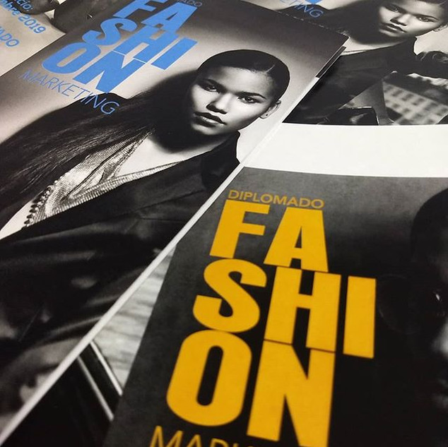 Promo Diplomado #FashionMarketing #tecde