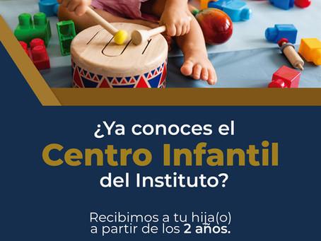 ¿Ya conoces nuestro Centro Infantil?
