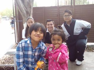Visita al Centro de Desarrollo Indígena Loyola