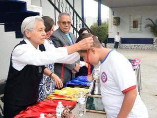 Ceremonia de Premiación de Torneos Internos