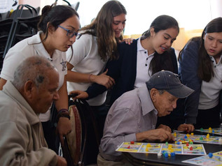 Visita Casa Hogar Tepeyac