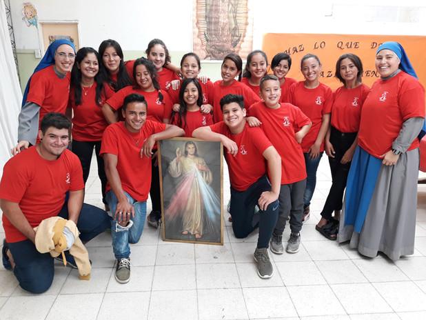 Grupo Divina Misericordia - La Plata