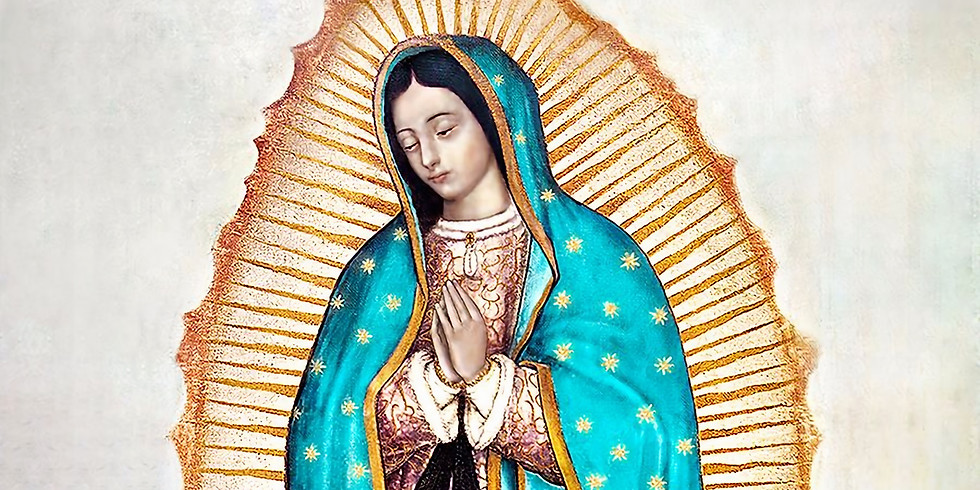 Our Lady Of Guadalupe Fiesta