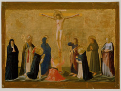 Fra Angelico Crucifixion