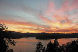 About Lake Arrowhead