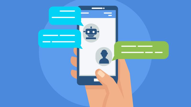 chatbots for messenger marketing