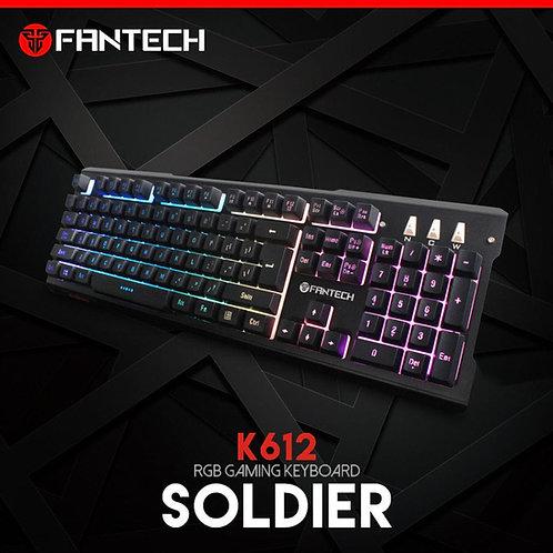 Fantech K612 Soldier RGB Gaming Keyboard