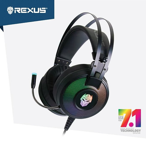 Rexus Headset Gaming Thundervox HX8